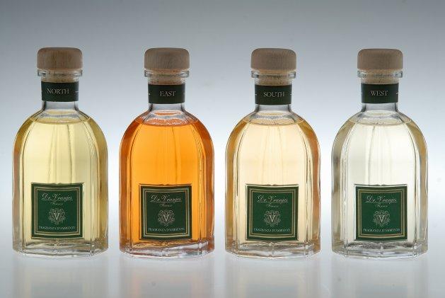 Zapachy do wnętrza Dr. Vranjes dostępne w showroomie The Prime