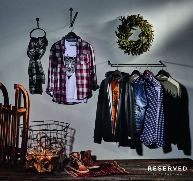 Reserved na Święta 2014