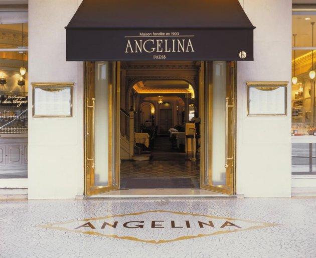 La Maison Angelina