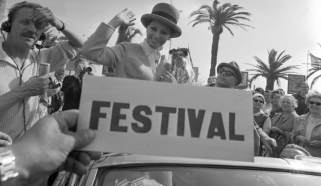 Sophia Loren, Festiwal Filmowy w Cannes