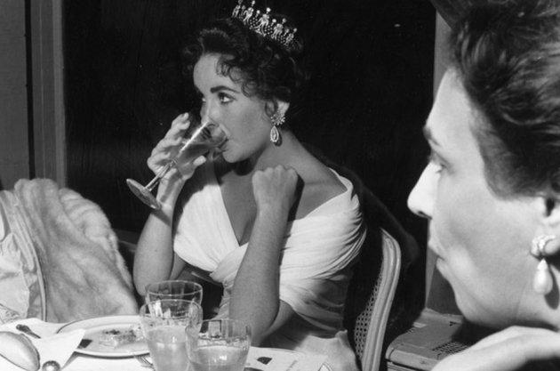 Elizabeth Taylor, Festiwal Filmowy w Cannes 1957