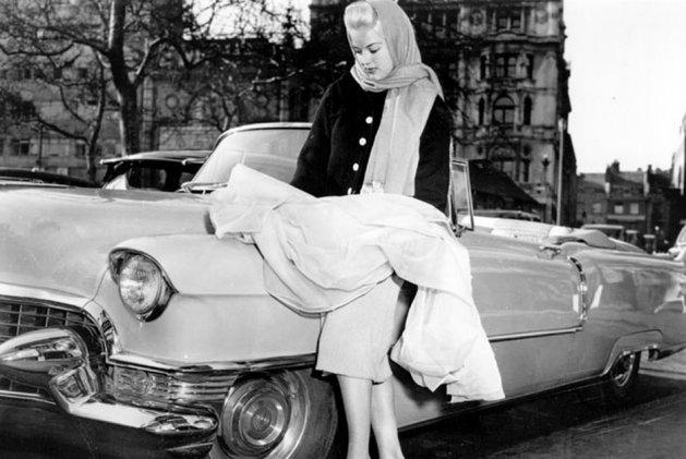 Diana Dors, Festiwal Filmowy w Cannes 1965