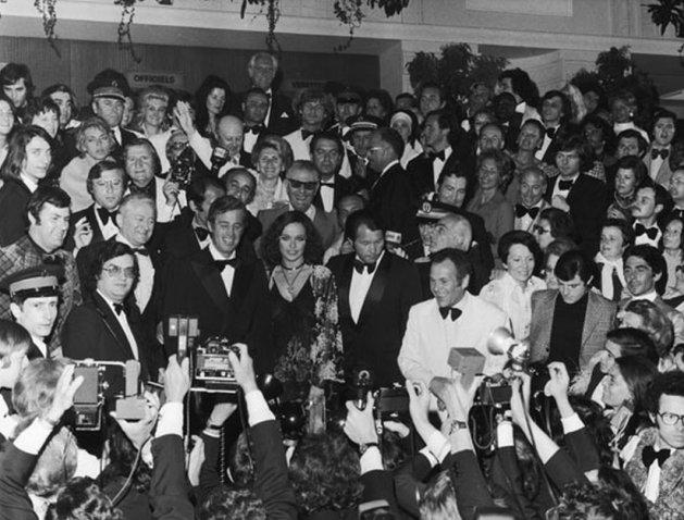 Festiwal Filmowy w Cannes 1974
