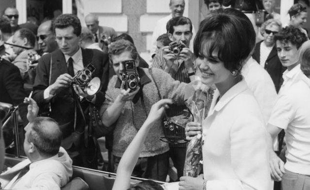 Claudia Cardinale, Festiwal Filmowy w Cannes 1965