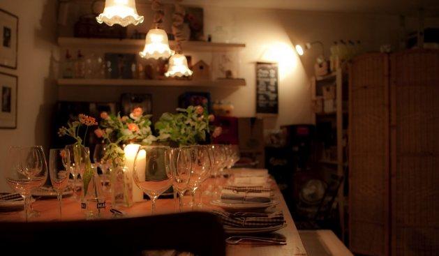 Restauracja Picnic w Barcelonie