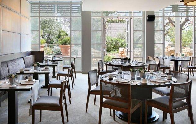 Restauracja Cafe Veranda w Barcelonie