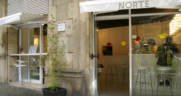 Restauracja Norte w Barcelonie