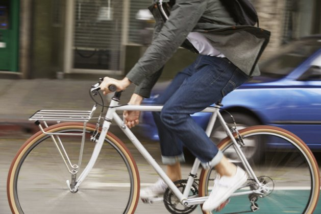 Levi's Commuter: Jesienno zimowa kolekcja idealna na rower