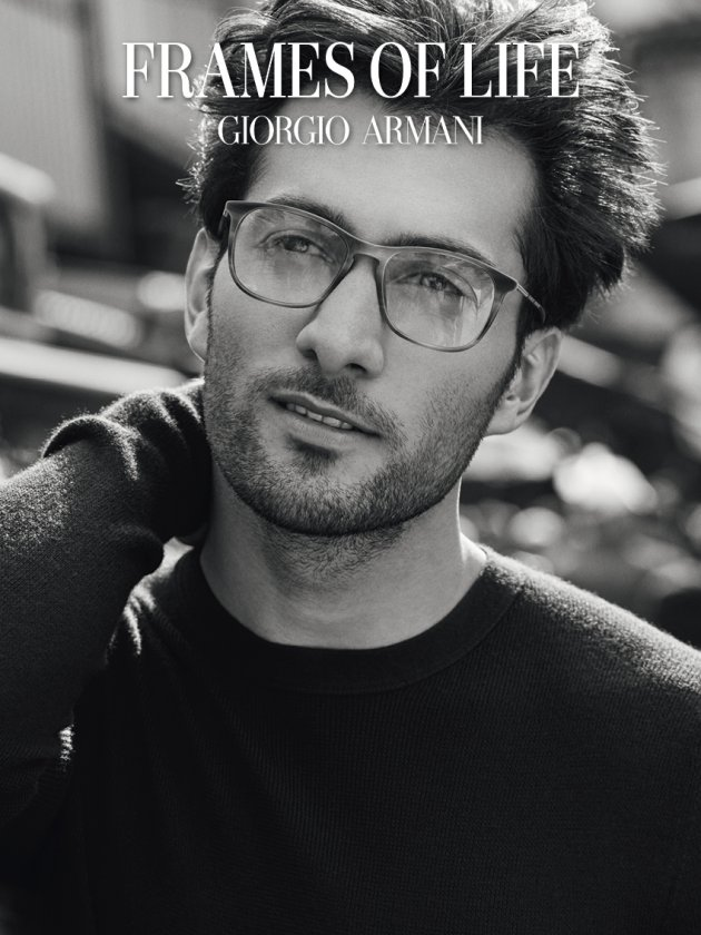 f415b54f589 Kampania Giorgio Armani – Frames of Life 2016 - Buzz - miumag.pl