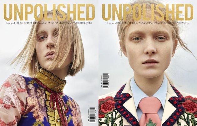 Unpolished Magazine ss 2016