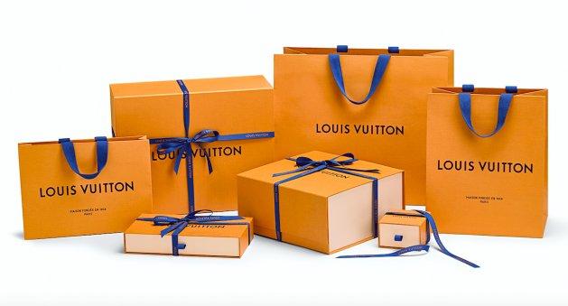 Louis Vuitton Imperial Saffron