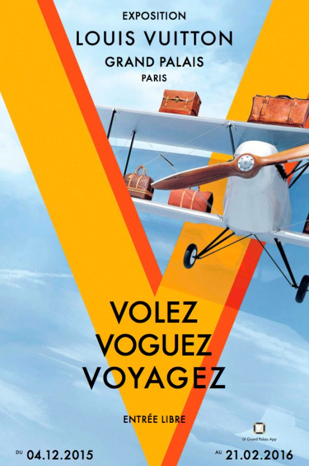 Louis Vuitton Volez, Voguez, Voyagez