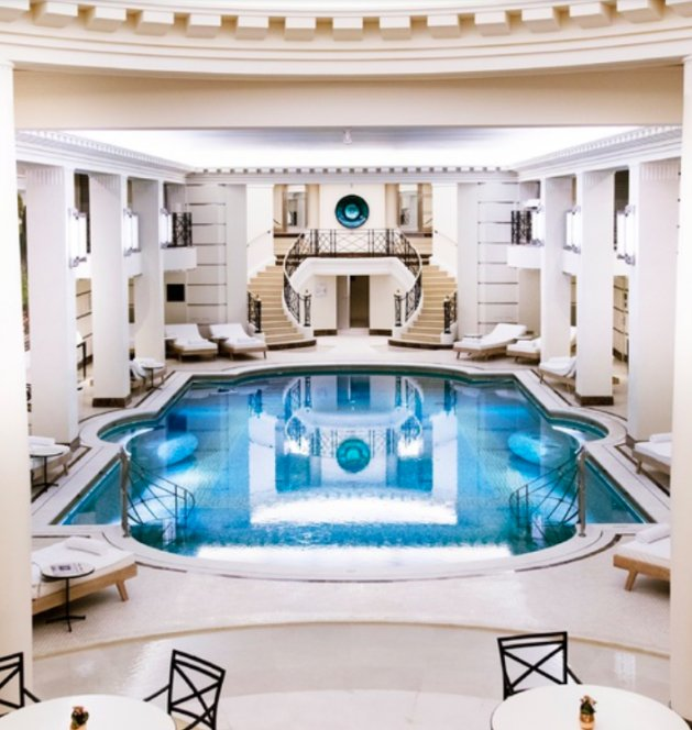 SPA Chanel w Ritz Paris