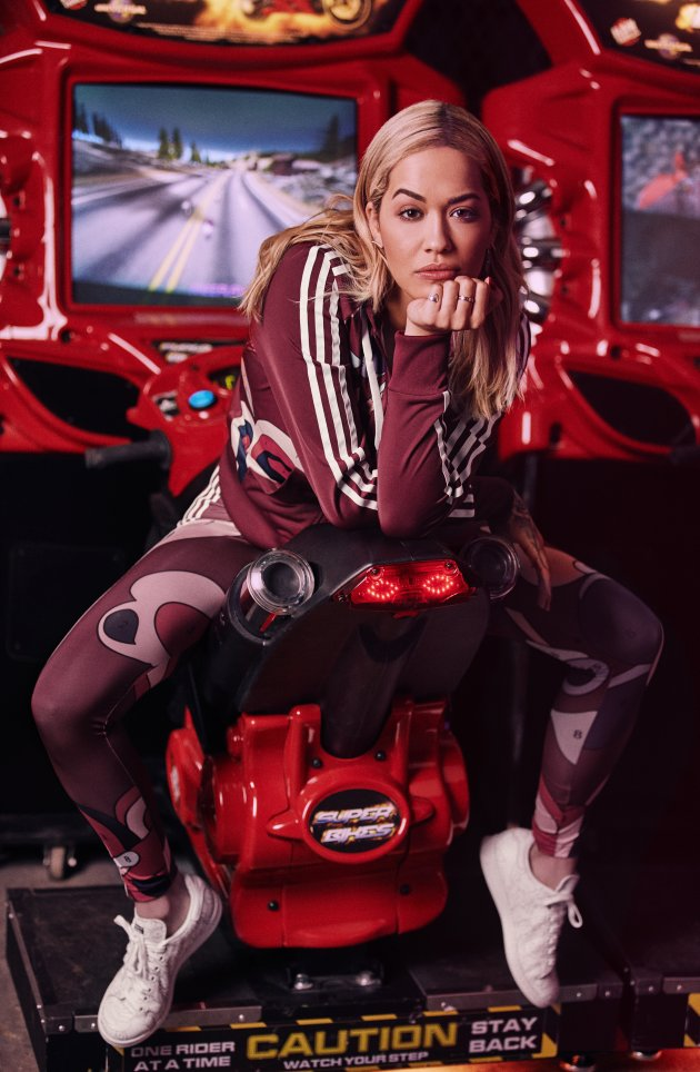 e81c43c49c5aa adidas Originals x Rita Ora  Nowa kolekcja fall 2016 - Wear - miumag.pl