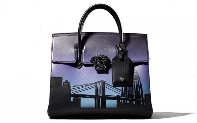 Versace Seven Bags for Seven Cities: Nowy Jork