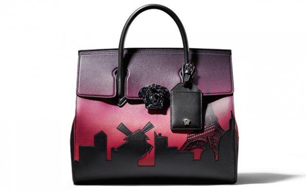 Versace Seven Bags for Seven Cities: Paryż