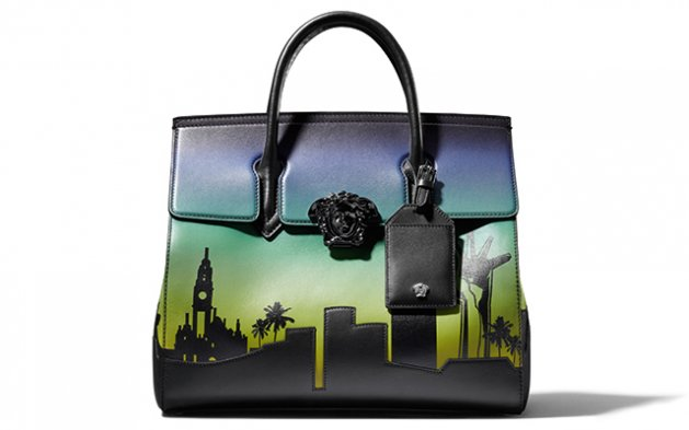 Versace Seven Bags for Seven Cities: São Paulo