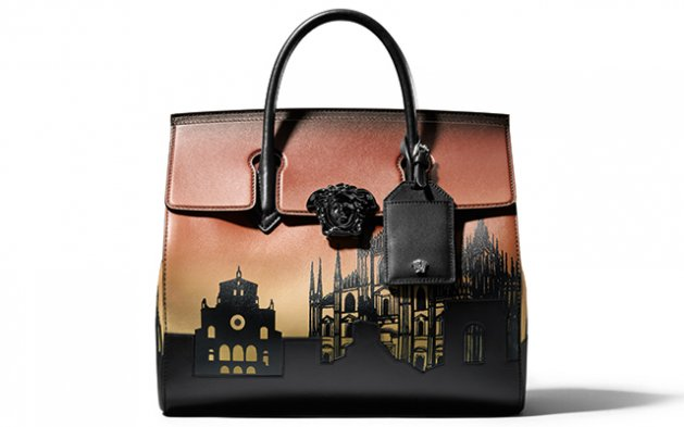 Versace Seven Bags for Seven Cities: Mediolan