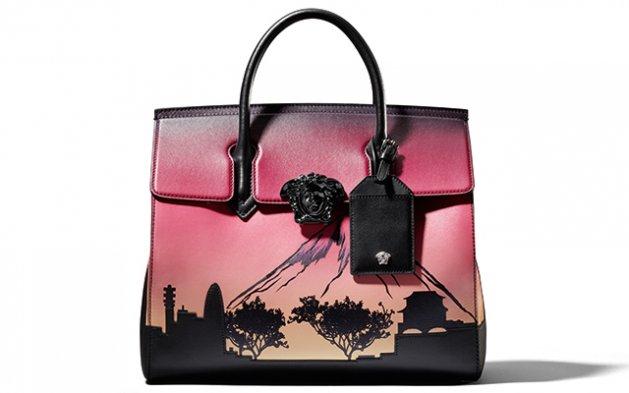 Versace Seven Bags for Seven Cities: Tokio
