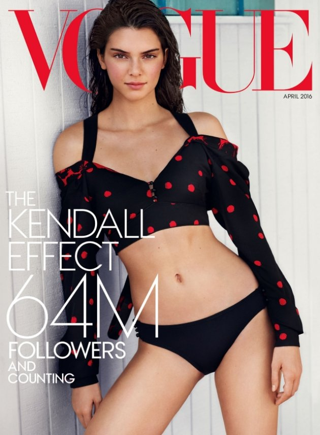 VOGUE US Special Edition, kwiecień 2016