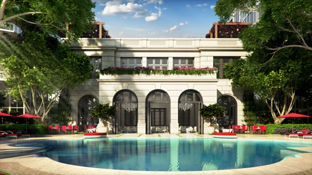 The Estates At Acqualina w Miami