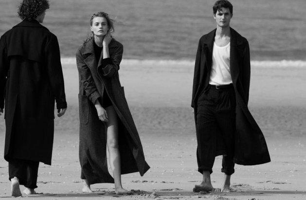 Ania Jagodzińska by Alvaro Beamud Cortes, L'Express Styles, październik 2016