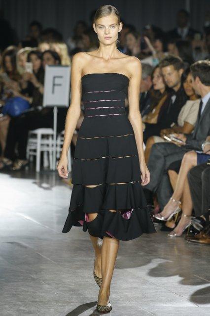 22bdff8e66 Topowe sukienki na wiosnę z NEW LOOK  trend  report - Wear - miumag.pl