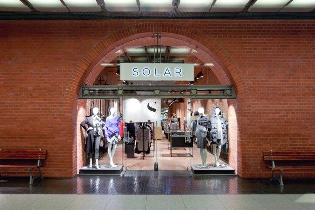 Salon SOLAR w Starym Browarze