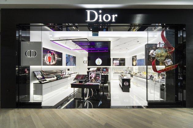 Dior w The Designer Gallery w Galerii Mokotów