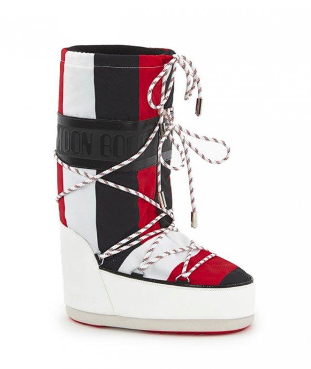 MSGM x Moon Boots