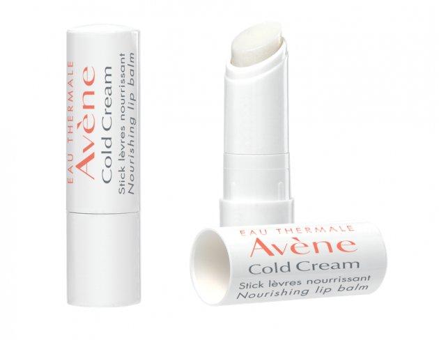 Avène Cold Cream odżywczy balsam do ust, 30 zł / 15 ml