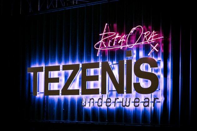Otwarcie salonu Tezenis w Warszawie