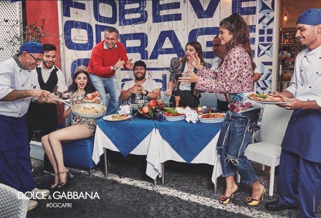 Kampania Dolce & Gabbana SS 2017