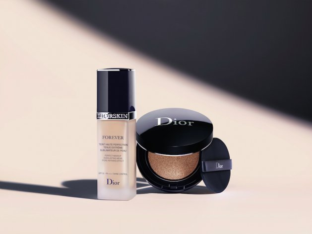 Diorskin Forever Fluide, Diorskin Forever Perfect Cushion