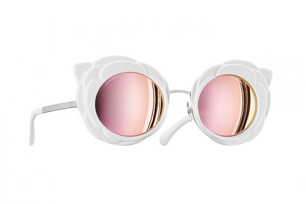 CHANEL Sunglasses Spring - Summer 2017