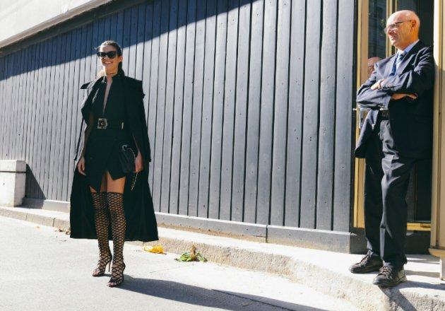 fot. Phil Oh dla Vogue.com