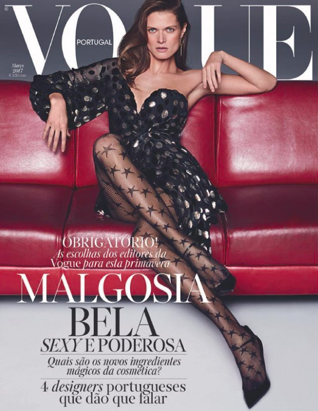 VOGUE Portugal, marzec 217