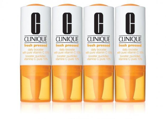 Odżywka na dzień Clinique Fresh Pressed Daily Booster z czystą witaminą C
