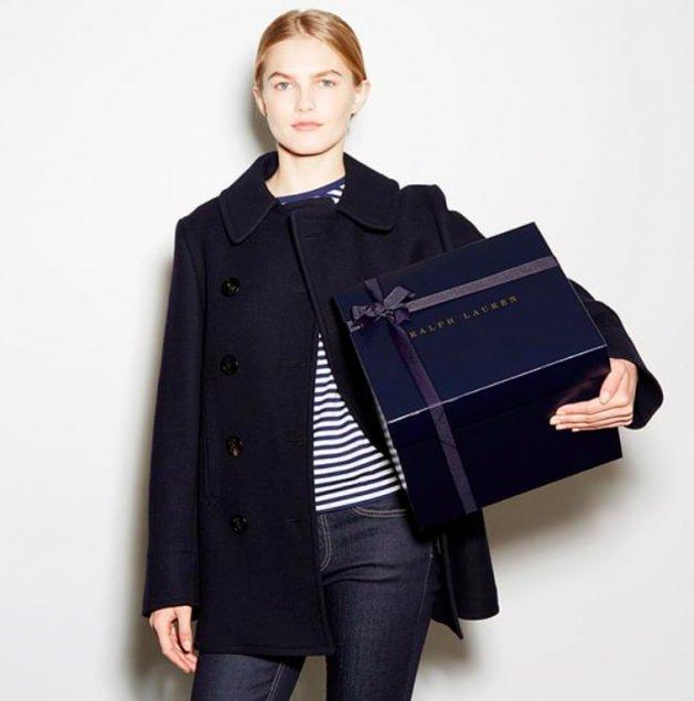 VOGUE.fr: Ralph Lauren Iconic Style