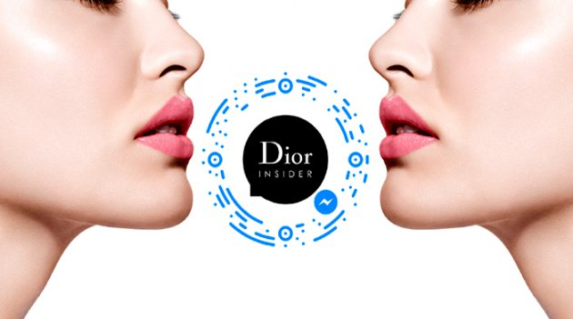 Dior Beauty Insider x Facebook Massenger