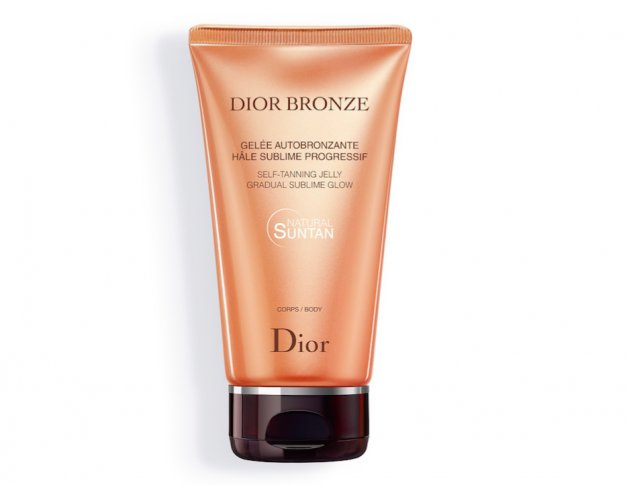 Dior Bronze The Self-Tanning Jelly Gradual Glow - BODY