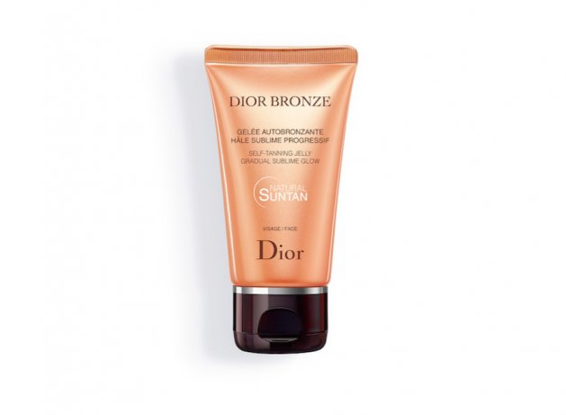Dior Bronze The Self-Tanning Jelly Gradual Glow - FACE