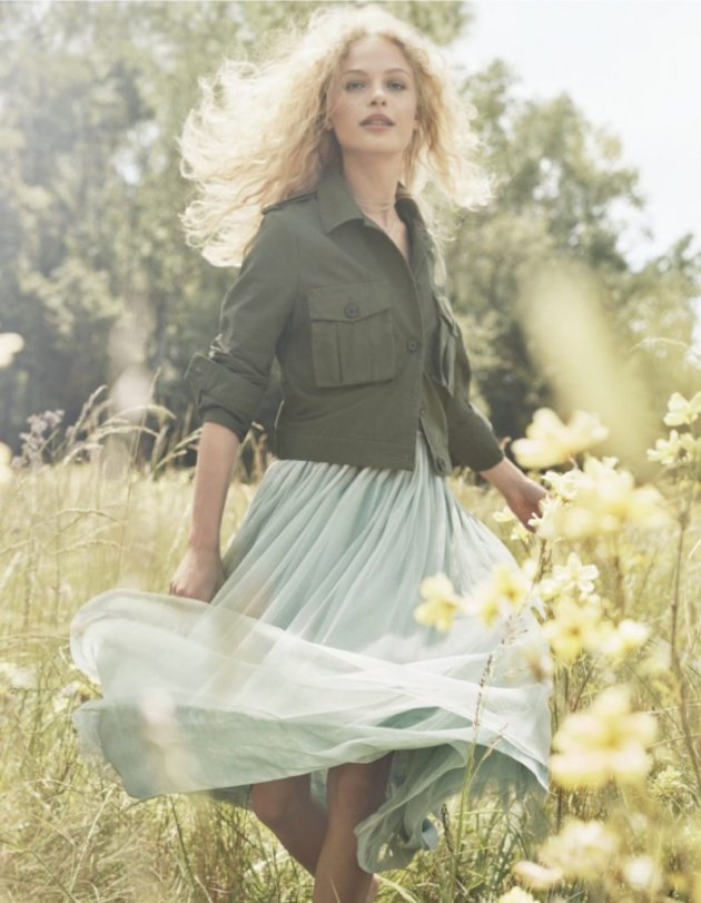 H&M spring 2017
