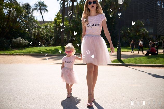 MOHITO Little Princess ss 2017