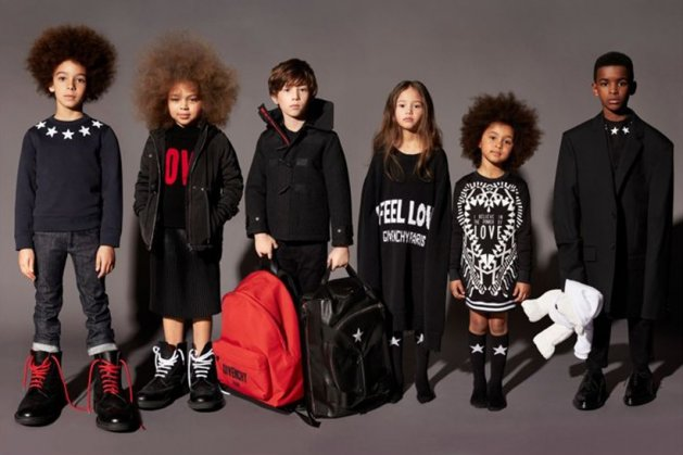 Givenchy Kids fw 2017/18
