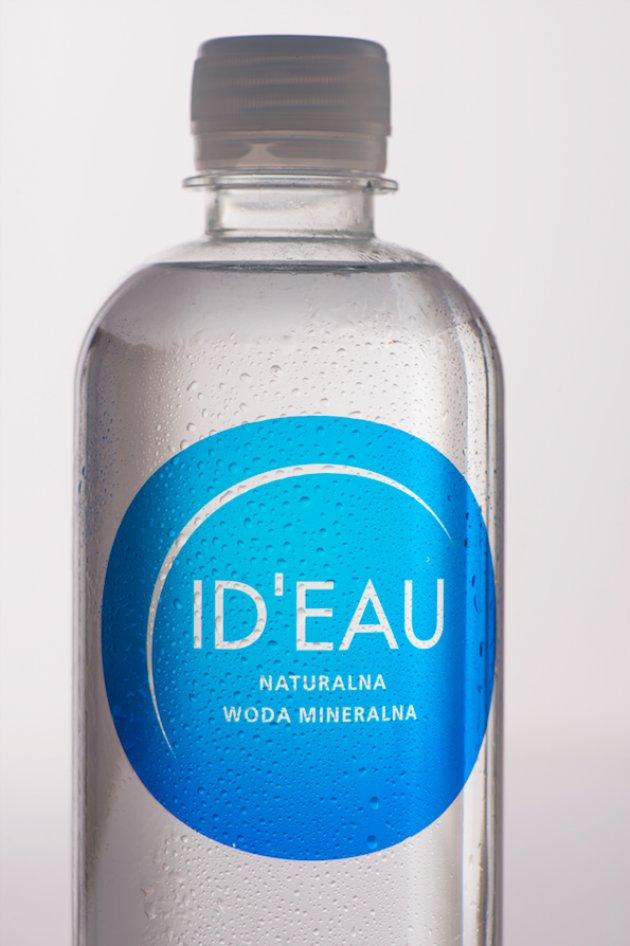 ID'EAU Naturalna woda mineralna