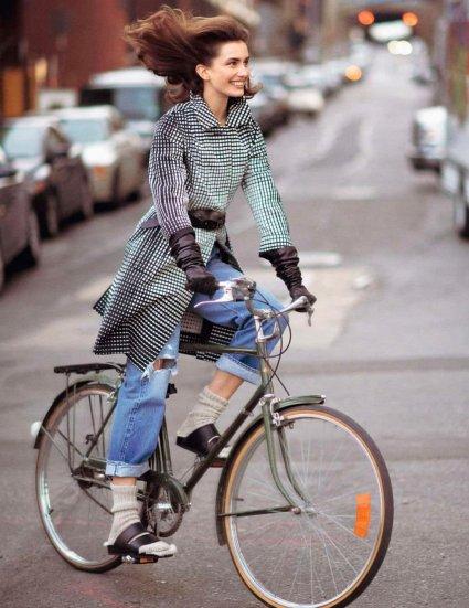 Jak schudnąć jeżdżąc na rowerze?