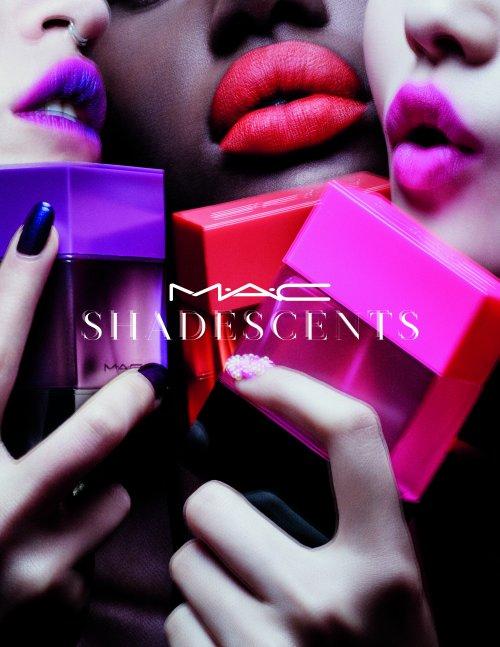 M.A.C. Shadescents