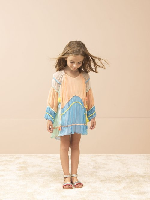 Chloé Childrenswear ss 2017