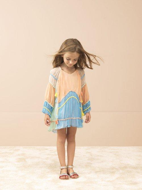 Chloé Childrenswear ss 2017